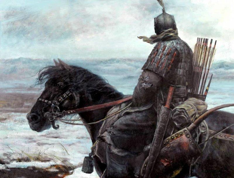 Как репутация спасла жизнь китайскому полководцу Древний Китай, истории, чуко лан