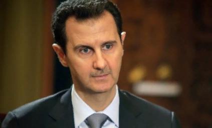 Асад направил Путину соболезнования по поводу крушения Ил-20