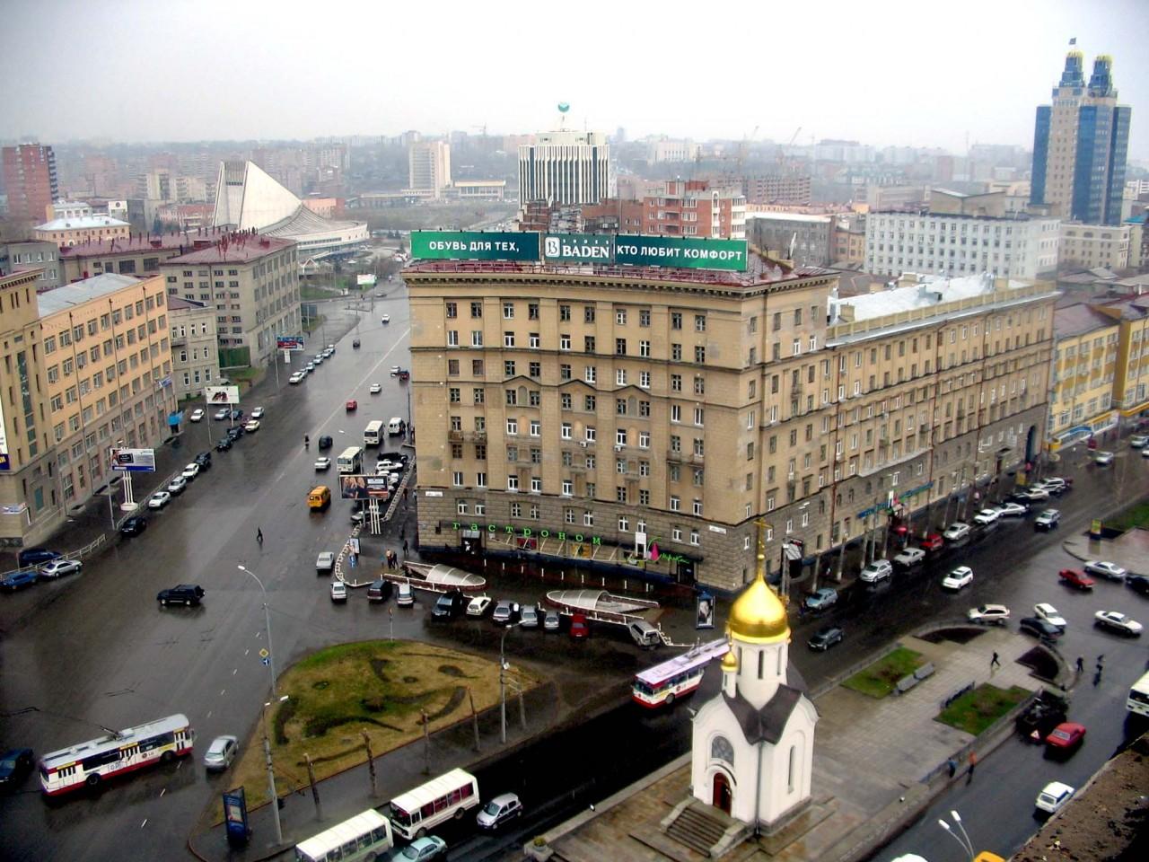 Российские города-миллионники