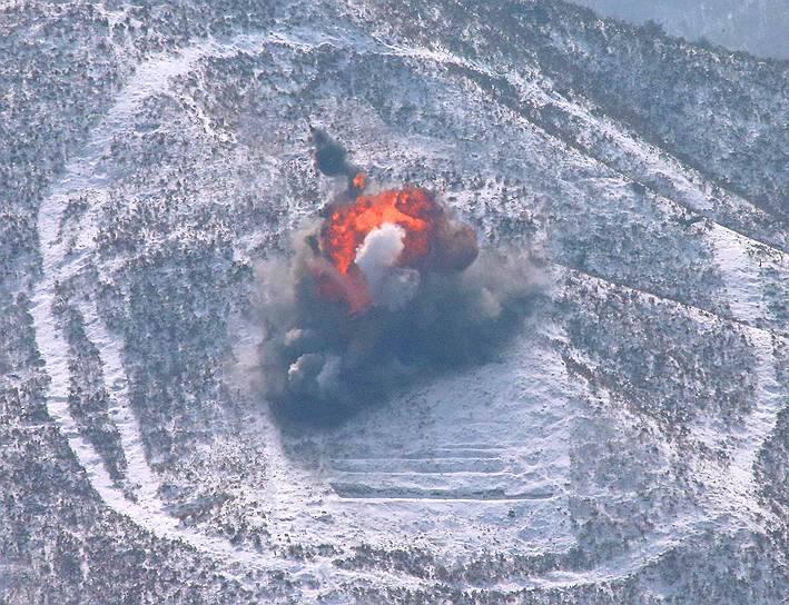 Корейский взрыв ощутили в России