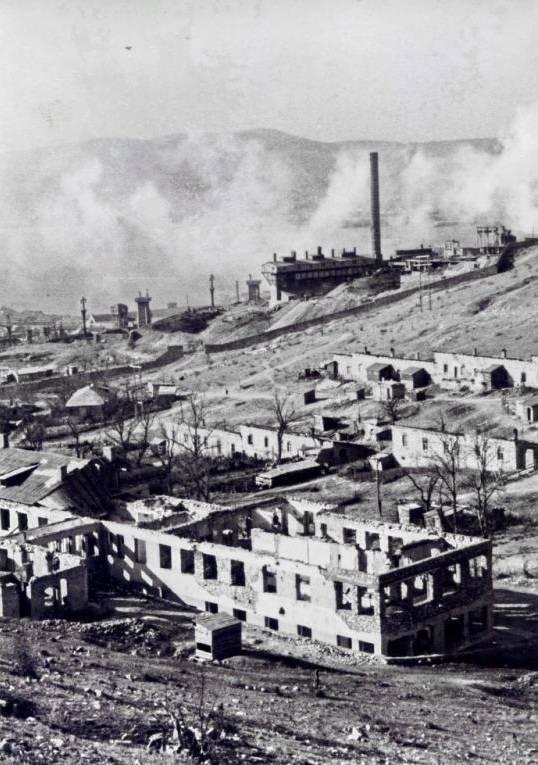 Изверги на Чёрном море: малоизвестные преступления нацистов в районе Новороссийска. Часть 3