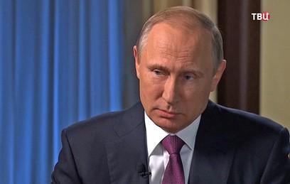 Путин: отношения России и США улучшатся не скоро