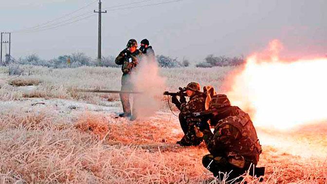 Ситуация в ЛНР 15 марта: каратели трижды обстреляли республику