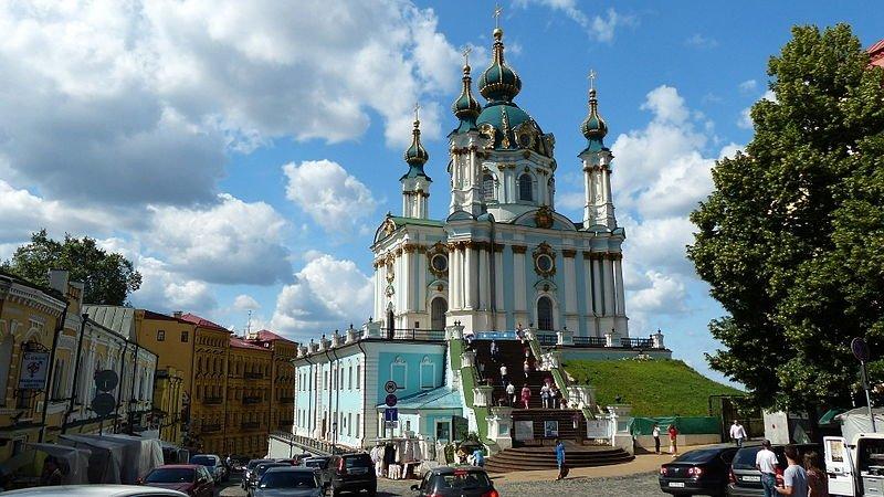Порошенко решил подарить Андреевскую церковь в Киеве Вселенскому патриархату