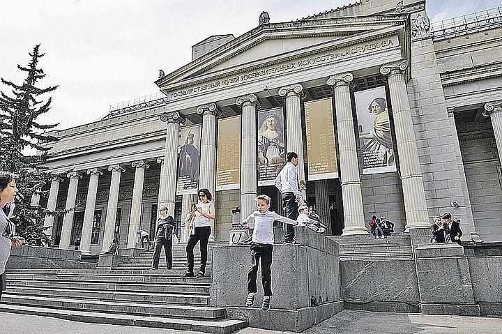 В Москве покажут возвращенные предметы культуры и искусства Сирии