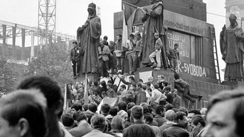 Чехословакия, 1968 год - история «пражской весны»