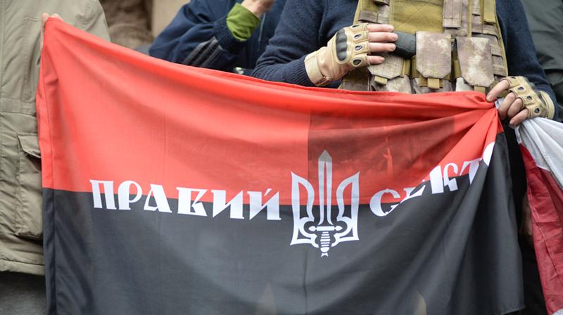 На Украине «правосека» осудили за вымогательство 600 евро у студентки