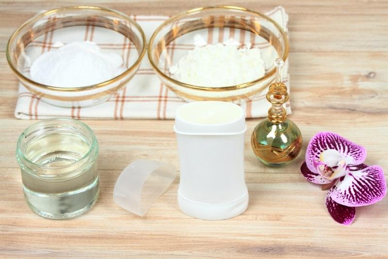 дезодорант в домашних условиях