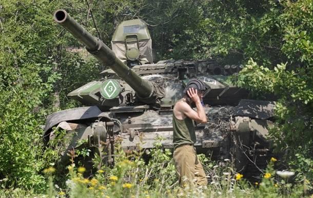 За сутки в Донбассе погибли 9 украинских силовиков