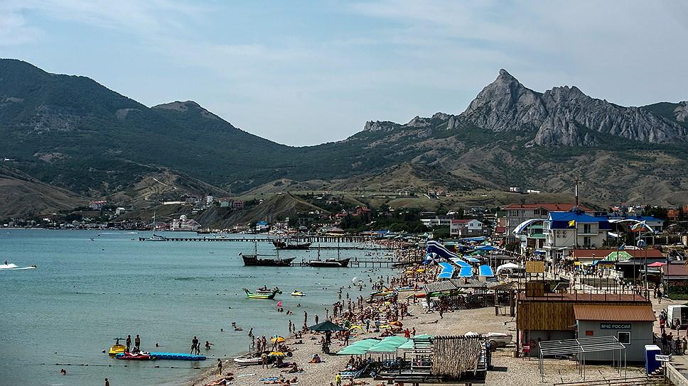 Крым: от античности до современности