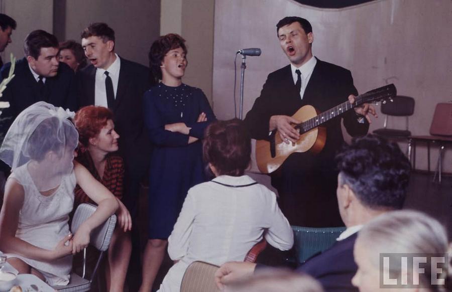 Как жила советская молодёжь в 1967 году. Снимал американский фотограф Билл Эппридж 13