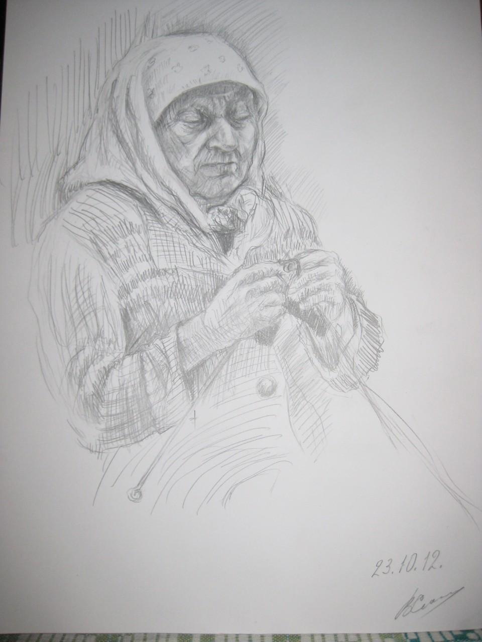 Слонимский  Владимир  Давидович (рисунки, пейзажи, портреты).  63года  , художник  самоучка.