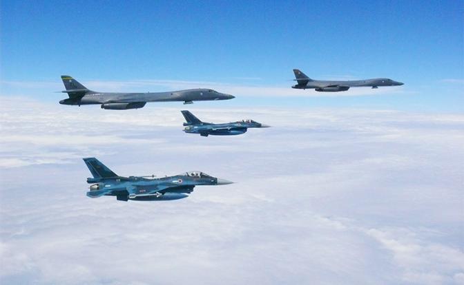 США готовят войну: План ВВС Америки как разбомбить Россию и Китай