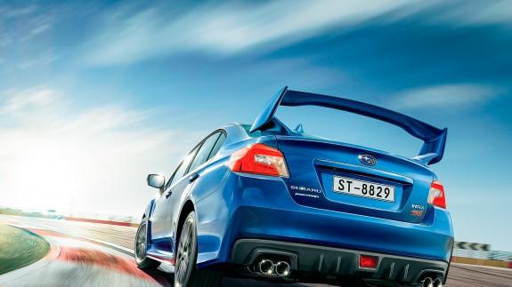 Subaru WRX STI: асфальтовая болезнь