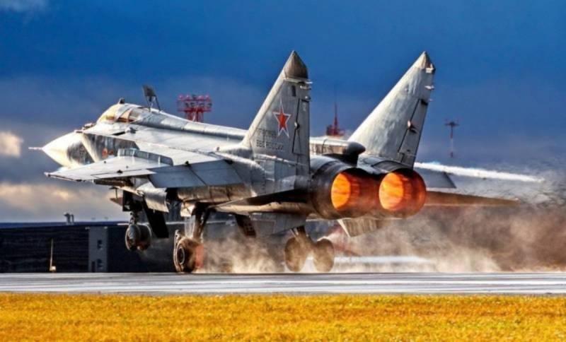 МиГ-31 готовы к двойному удару по системе ПРО США. Уничтожение на поверхности и в стратосфере