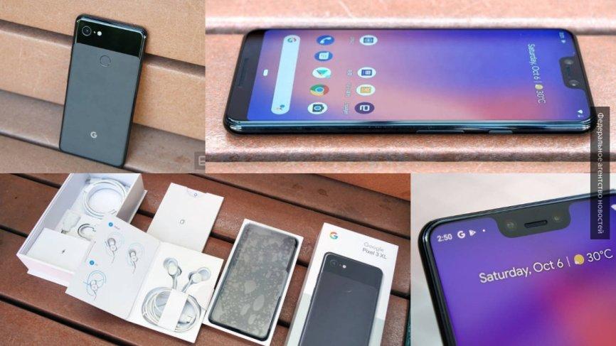 Google официально представила новые смартфоны, планшет и дисплей