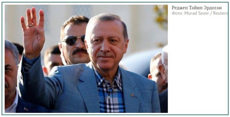 Эрдоган упал в обморок во вр…