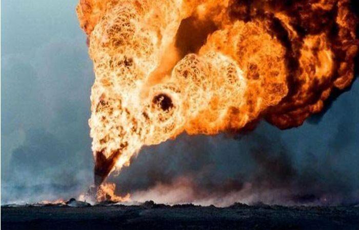 Как в СССР ядерным взрывом тушили скважины