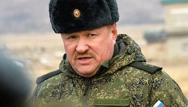 Присутствие генерала Асапова на передовой было необходимо