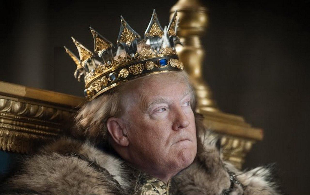 """Нестабильный Трамп и оборзевший Меджлис"""""""