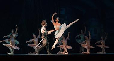 Восстание балерин