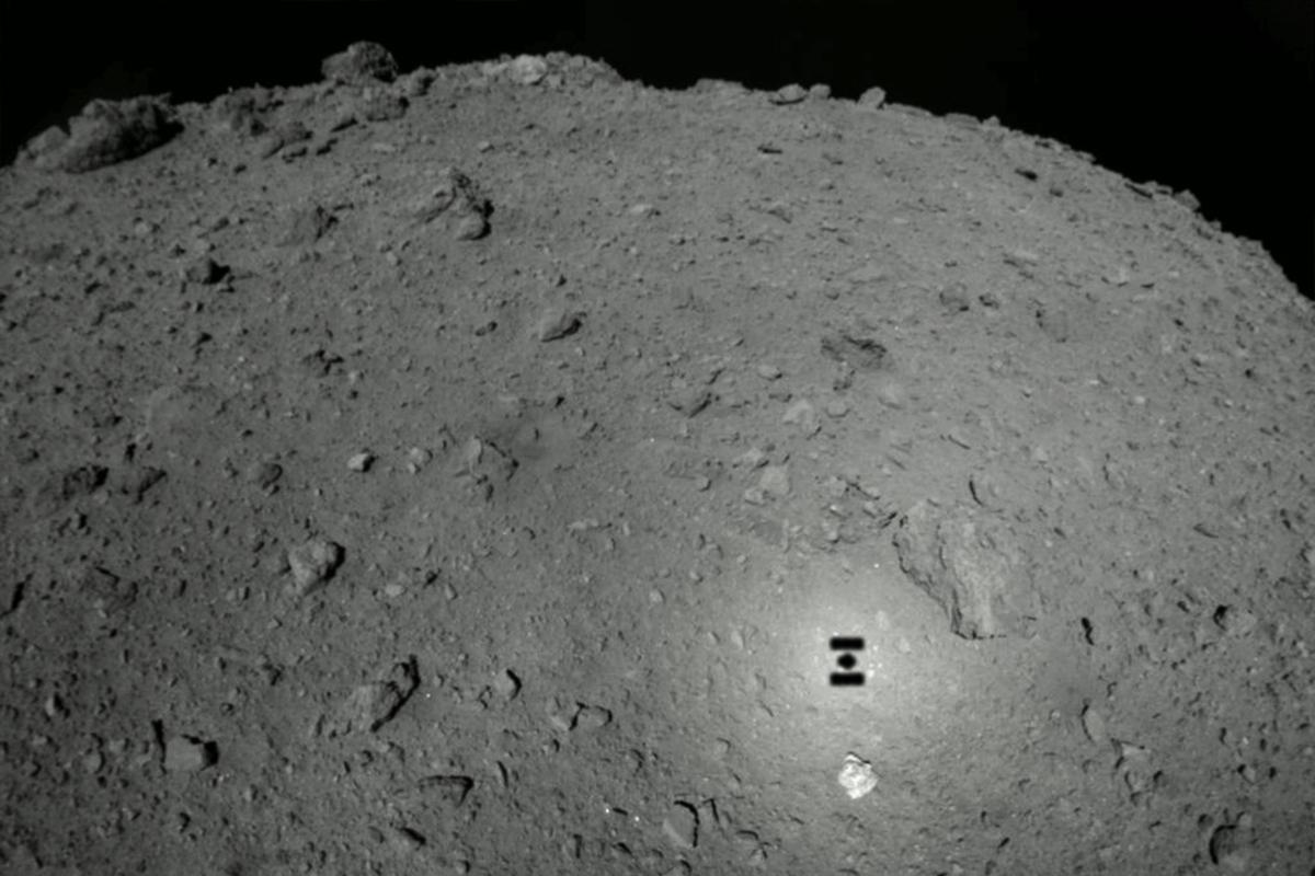 В поясе астероидов начались японские недели