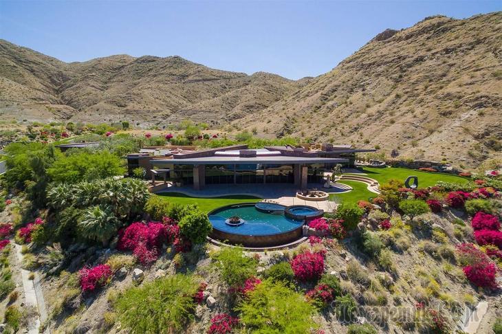 Rancho Mirage, в Калифорнии