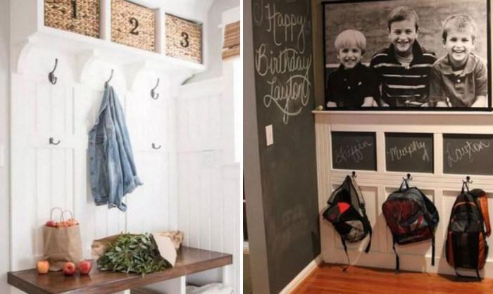 15 креативных идей, которые помогут сделать функциональную прихожую даже в маленькой квартире