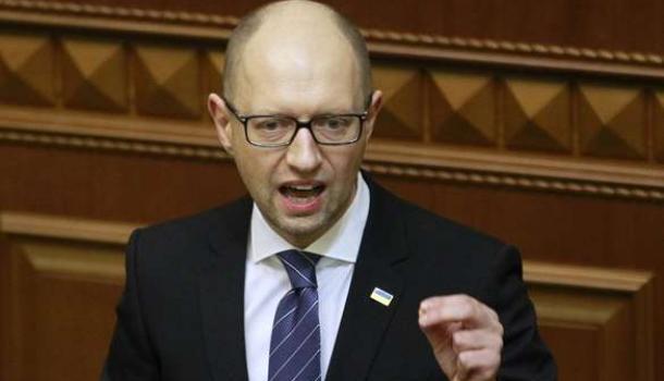 О чем мечтает кролик : Яценюк верит, что скоро Киев захватит Донбасс с помощью «миротворцев»