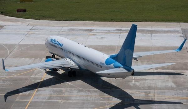 ВоВнуково экстренно сел пассажирский Boeing-737 сотказавшим двигателем