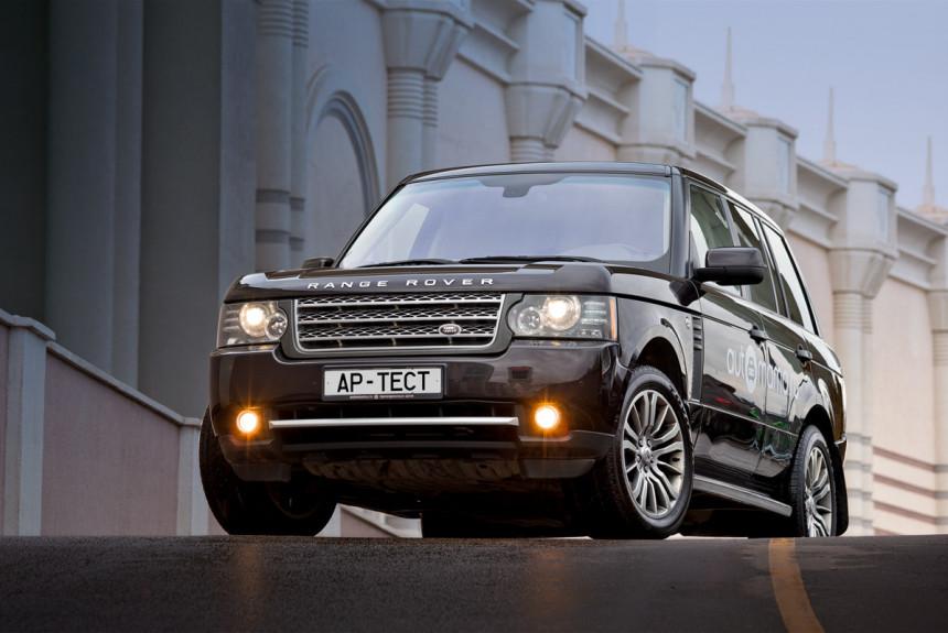 Land Rover работает над самым простым внедорожником