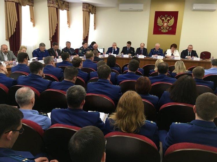 Прокуратура Чечни проводит п…