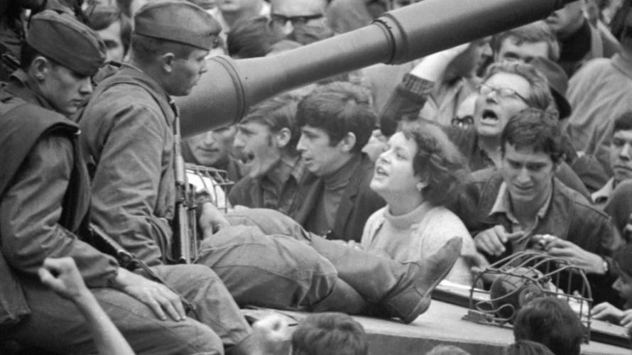 Правда о событиях в Чехословакии 1968 года
