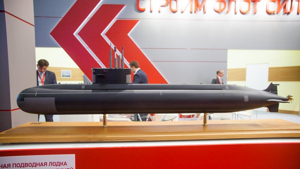 Создание воздухонезависимой энергетической установки для подводных лодок приостановлено