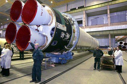 Стали известны подробности производства «Южмашем» ракет для США