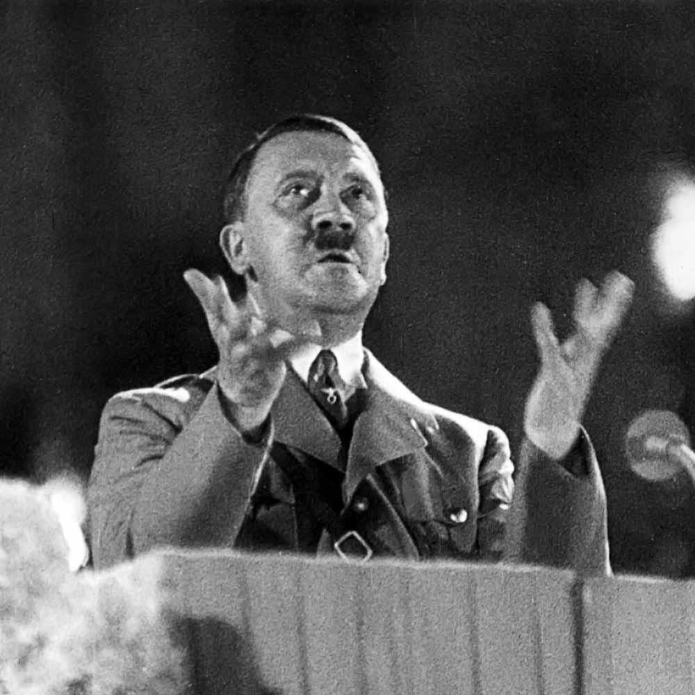 Сатанинская секта Гитлера