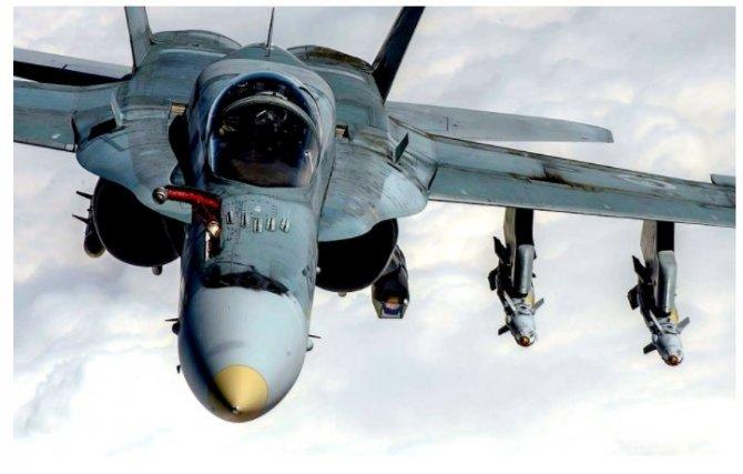 Самолеты ВВС США начали втор…