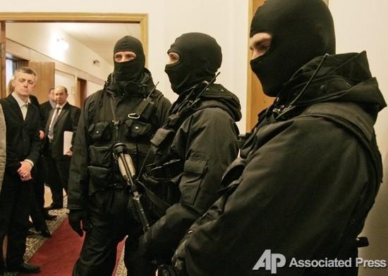 Бойцы «Альфы» отказались штурмовать здания в Донецке и Луганске