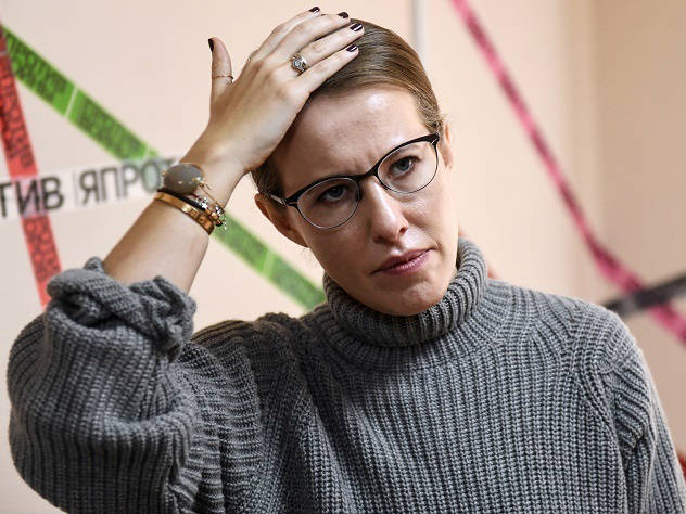 Поджегшего одежду на Ксении Собчак Киркорова сравнили с инквизитором