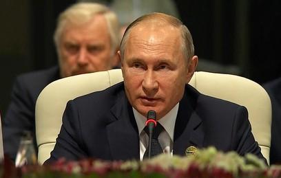 Путин призвал обеспечить безопасность граждан и бизнеса при цифровизации