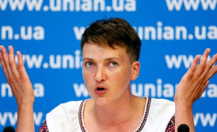 Савченко: Мы были готовы бомбить Крым, но нас бы там «покрошили»