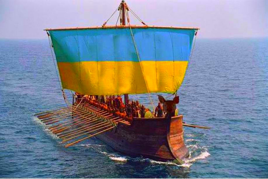 Украине нужен москитный флот…
