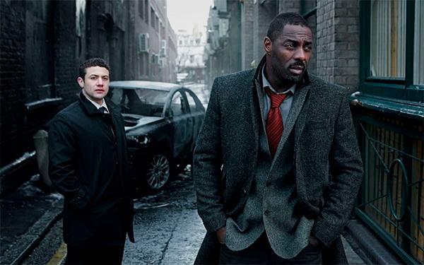 Сериал «Лютер» вернется на экраны