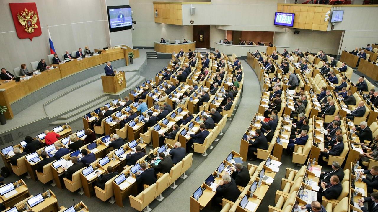Единогласно: Госдума приняла поправки президента в пенсионное законодательство