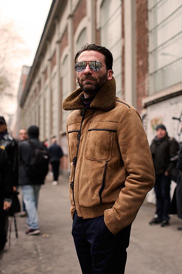 Statement Outerwear Part II, Milan