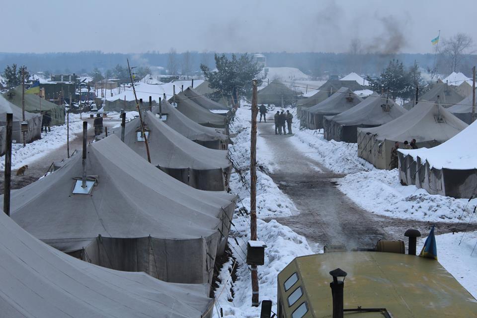 Острейшие проблемы вооруженных сил Украины