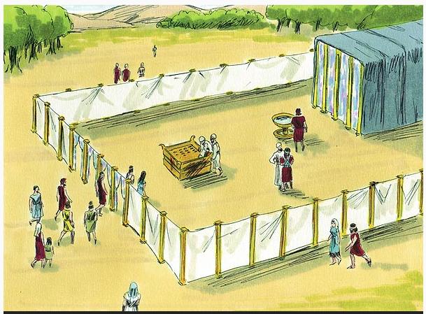 40  ЯХВЕ ПРОТИВ БААЛА – ХРОНИКА ПЕРЕВОРОТА