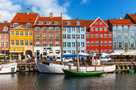 Королевство Дания кратко