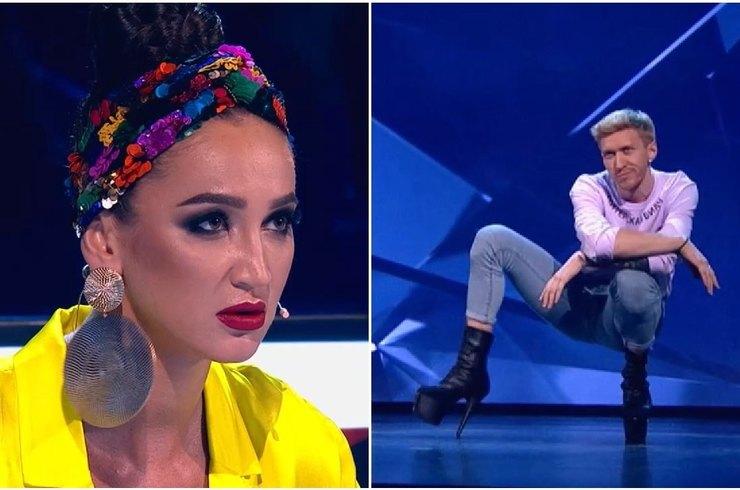 """Скандал на шоу """"Танцы на ТНТ"""".  Долой """"черное пятно""""!"""