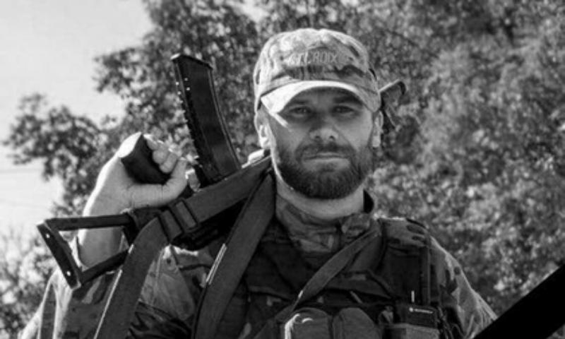 Одного из основателей националистического батальона «Азов» нашли мертвым под Харьковом